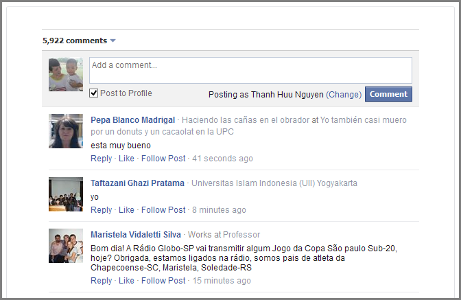 How to make your Facebook Comment Box widget responsive